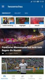 hessenschau-App
