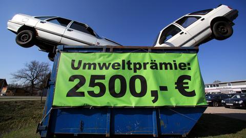 2.500 Euro für das alte Auto