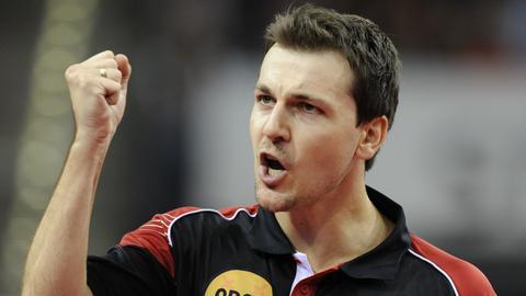 Bei der EM nicht zu stoppen: Timo Boll