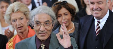 Friedenspreisträger Boualem Sansal