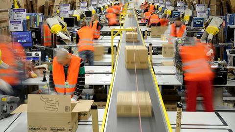 Amazon Förderband