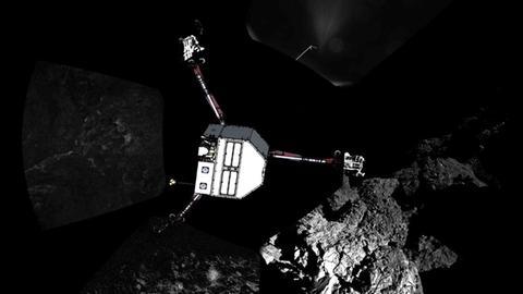Raumsonde Philae