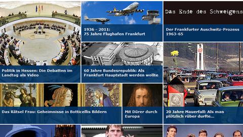 hr-online Archiv
