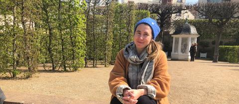 Tanja Heuser leidet unter ständigem Brummen in ihrer Wohnung.