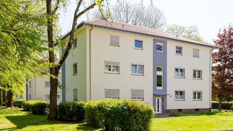 Werkswohnungen in der Wetzlarer Bredow-Siedlung
