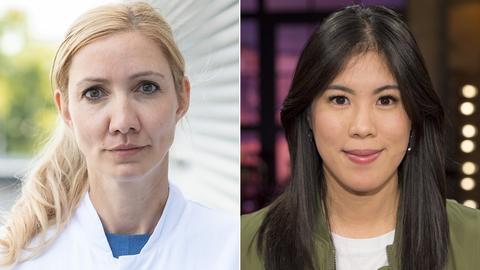 Ciesek und Nguyen-Kim