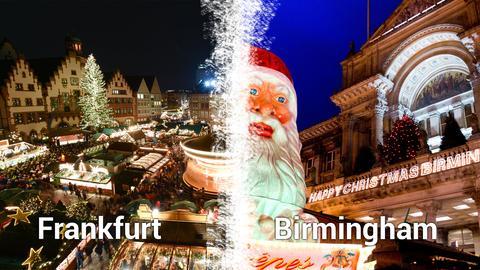 Birmingham vs Frankfurt