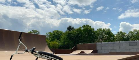 Bmx Park Darmstadt