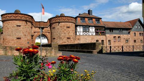 Büdingen Altstadt