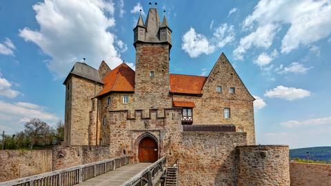 Burgen Nordhessen oder Norditalien