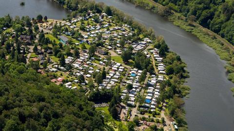 Campingplatz Teichmann am Edersee