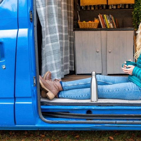 Camping-Urlaub mit dem eigenen Wohnwagen könnte an Ostern möglich sein.