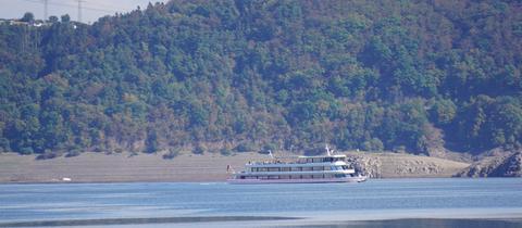 Edersee Fahrgastschiff
