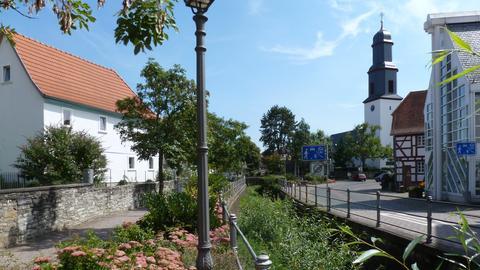 Eschborn Westerbach