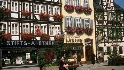 Fachwerkhaus in Bad Hersfeld