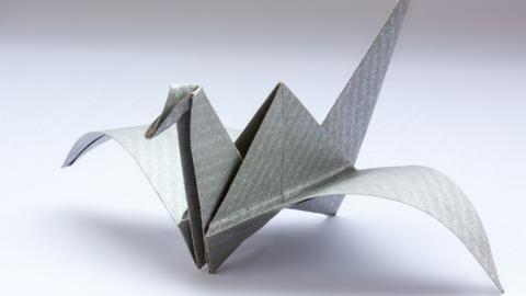 Origami Symbolbild