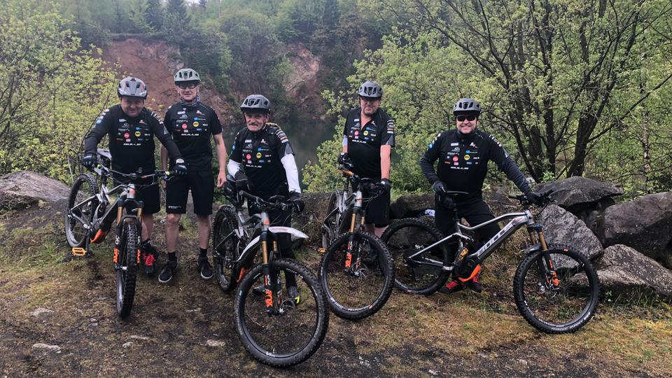 Hinterländer Mountainbiker