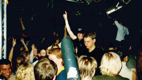 Heiß und schwitzig: Seit Dezember 1995 wurde im Kult gefeiert. Später wurde die Disco in Till Dawn umbenannt.
