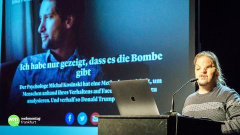 Wissenschaftsredakteur Lars Fischer Webmontag