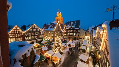 Weihnachtsmarkt Alsfeld