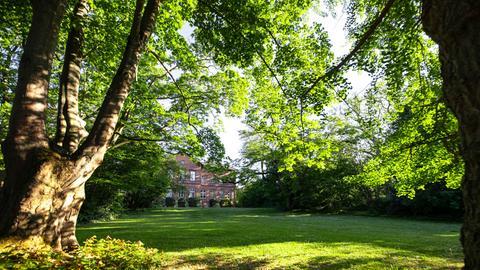 Park der Hochschule Geisenheim