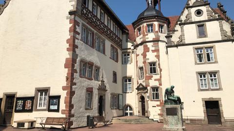 Bad Hersfeld: Altstadt Rathaus
