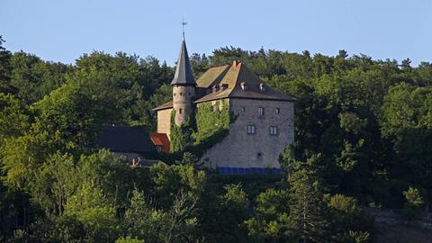Burg Brandenstein in Schlüchtern