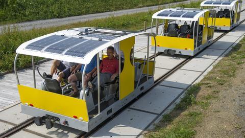 Solardraisine Wald-Michelbach Mörlenbach