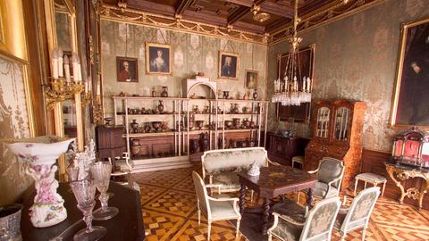 Erbach Schloss Gräfliche Sammlungen