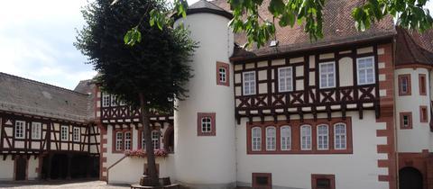 Das Brüder-Grimm-Haus in Steinau