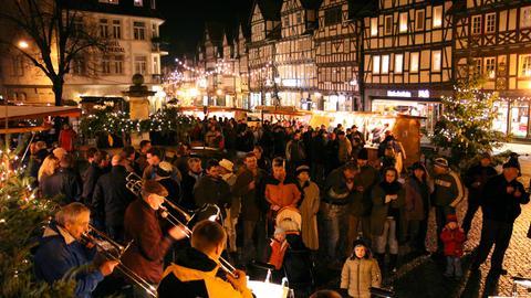 Weihnachtsmarkt Bad Sooden-Allendorf
