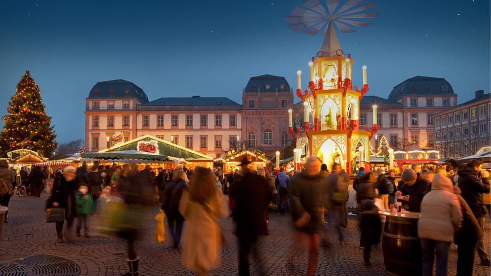Schönster Weihnachtsmarkt Hessen