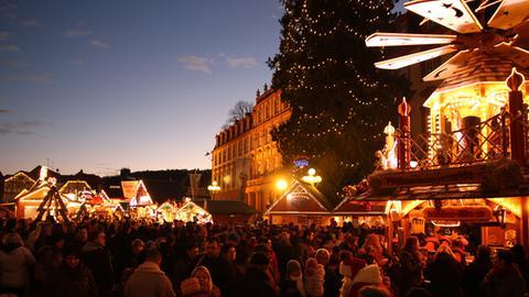 Weihnachtsmarkt Erbach
