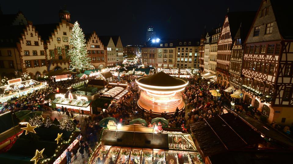 Frankfurt Weihnachtsmarkt öffnungszeiten.Weihnachtsmärkte Machen Den Dezember Zum Städtereise Monat