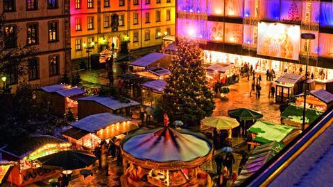 Weihnachthsmarkt Fulda