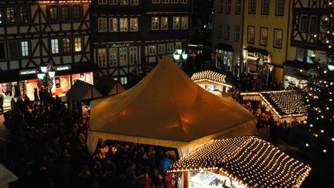 Weihnachtsmarkt Herborn