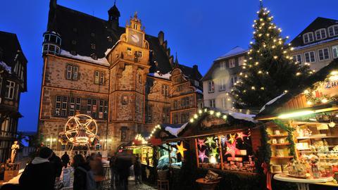Bester Weihnachtsmarkt Deutschland.Die 25 Schonsten Weihnachts Und Adventsmarkte In Hessen