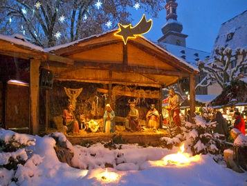 Weihnachtsmarkt Rüdesheim