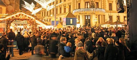 Weihnachtsmarkt Wiesbaden