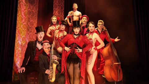 Let's Burlesque