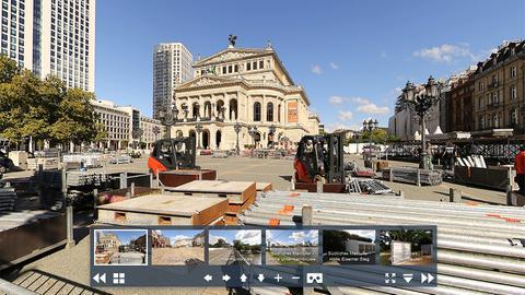 360 Grad Opernplatz