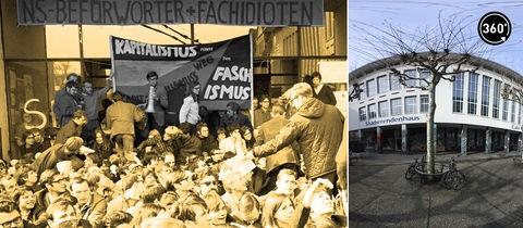 68er Frankfurter Uni
