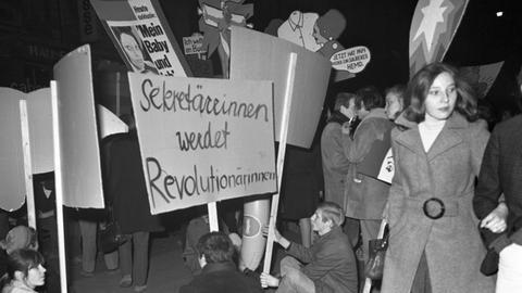 Frauen und die 68er
