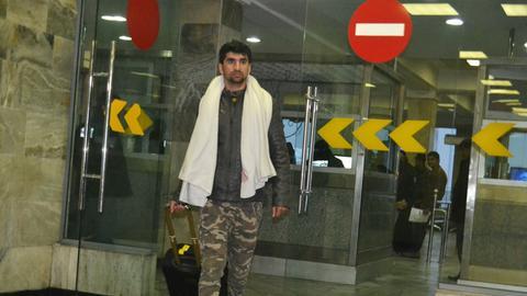 Abgeschobener afghanischer Asylbewerber kommt in Kabul an