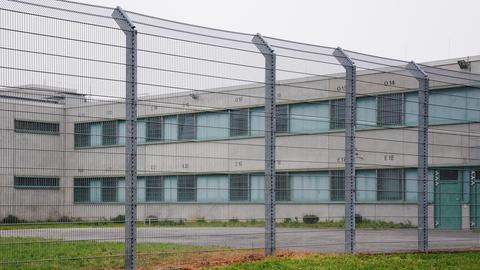 Abschiebehaftanstalt in Ingelheim