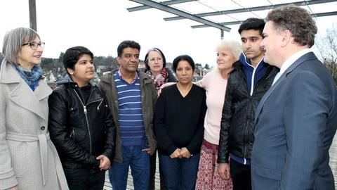 Abschiebung Familie Kapoor Afghanistan