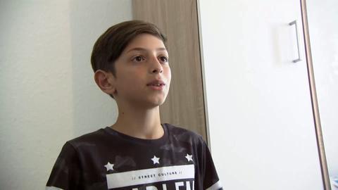 Adib kehrte nach Syrien zurück.