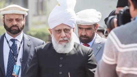 Kalif Hadhrat Mirza Masroor