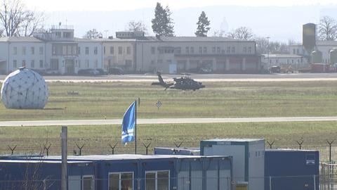 US-Militärstützpunkt Wiesbaden-Erbenheim
