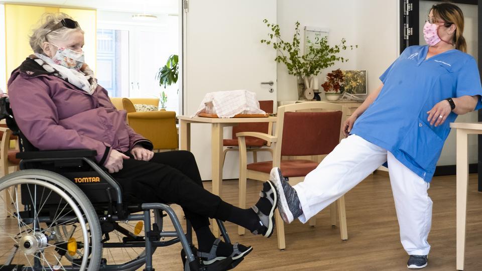 Corona Im Pflegeheim